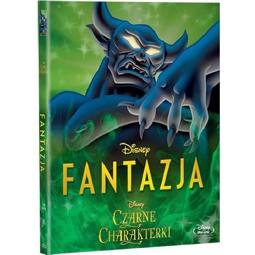Fantazja (Blu-Ray) - James Algar, Samuel Armstrong