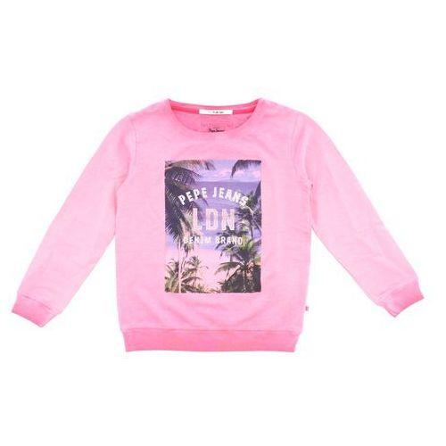 bluza dziecięca różowy 6 lat marki Pepe jeans