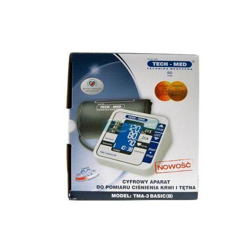 TechMed TMA-3 BASIC. Najniższe ceny, najlepsze promocje w sklepach, opinie.