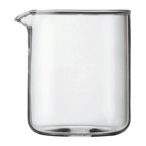 Bodum - szkło zapasowe do kawiarek, 0,50 l - 0,50 l