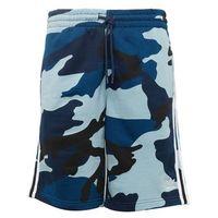 ADIDAS ORIGINALS Spodnie 'CAMO SHORT' granatowy / mieszane kolory