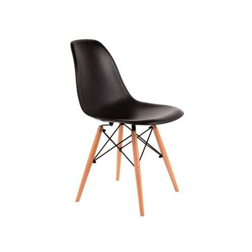 Krzesło Enzo Czarny