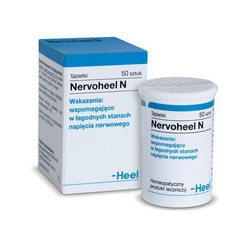 Heel gmbh Nervoheel n x 50 tabletek