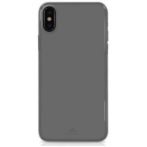 Hama Etui black rock ultra thin iced do smartfona apple iphone x przezroczysty