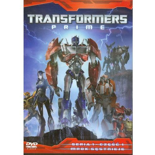 Tim film studio Transformers prime. sezon 1