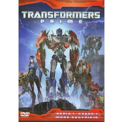 Transformers Prime. Sezon 1 (5900058131730)