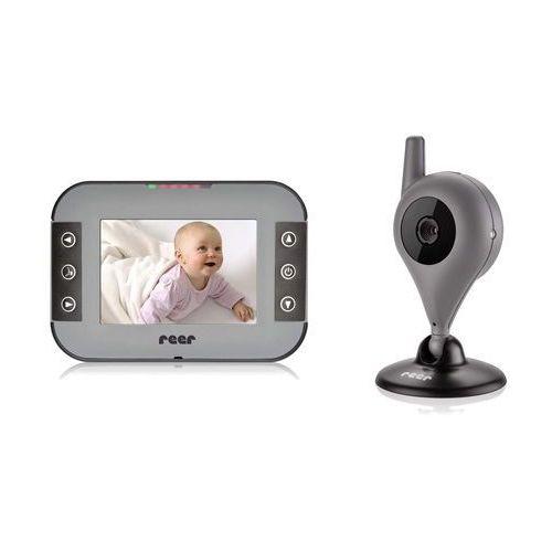 Niania cyfrowa video kamera + ekran 3,5cali REER - kamera standard i ekran 3,5cali (2501234506897)