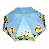 Parasol manualny minionki 38cm marki Perletti