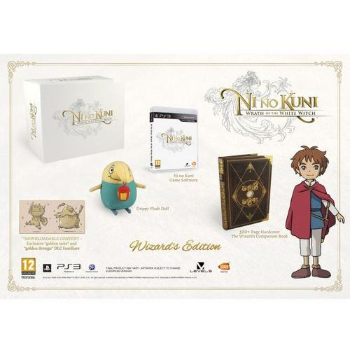 Ni No Kuni Wrath of the Witch (PS3)