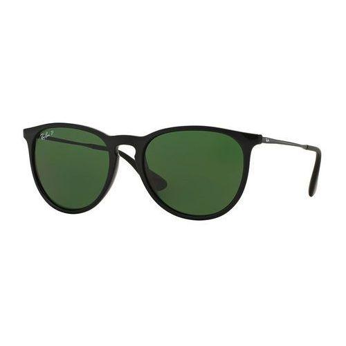 Ray-Ban RB 4171 601/2P Okulary przeciwsłoneczne + Darmowa Dostawa i Zwrot, kolor czarny