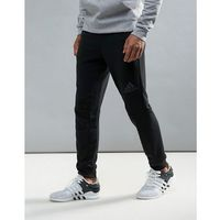 adidas Training Work Out Joggers In Black BK0946 - Black, kolor czarny