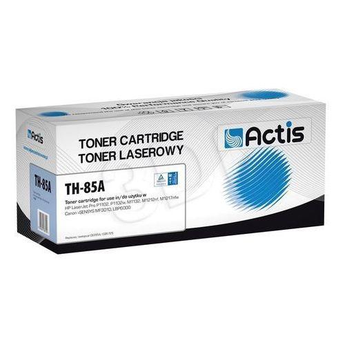 toner th-85a / ce285a (black) darmowy odbiór w 19 miastach! marki Actis