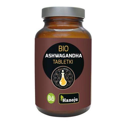 Tabletki BIO Ashwagandha 495 mg (240 tabl.) Hanoju