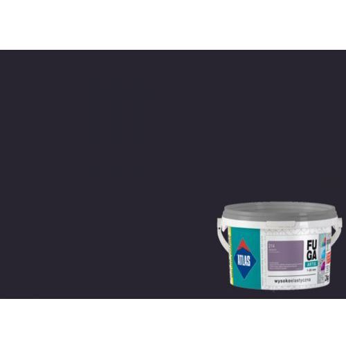 Fuga Elastyczna Artis 2kg Ciemne Wenge 124 Atlas - produkt z kategorii- Fugi