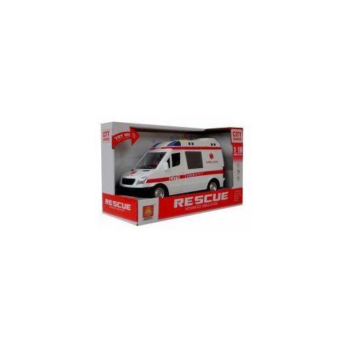Hh-poland Ambulans pogotowie światło i dźwięk