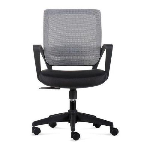 Maduu studio Fotel biurowy seca b szary/czarny