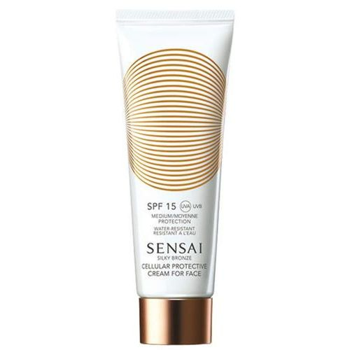 Sensai Anti-ageing sun care cellular protective cream for face spf15 ochronny krem do twarzy 50ml