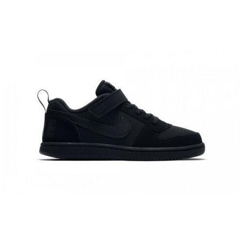 Nike Buty court borough low (ps) (0886550716703)