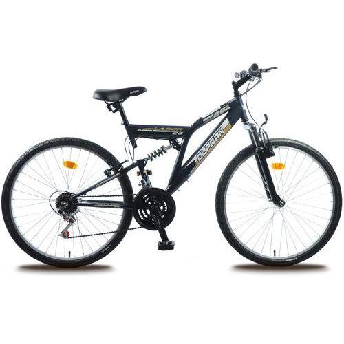 """Olpran Olpran rower górski Laser 26"""" gray/black - BEZPŁATNY ODBIÓR: WROCŁAW!"""