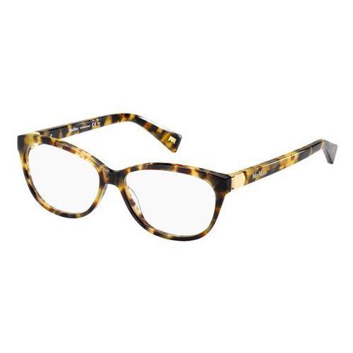 Max mara Okulary korekcyjne  mm 1196 00f