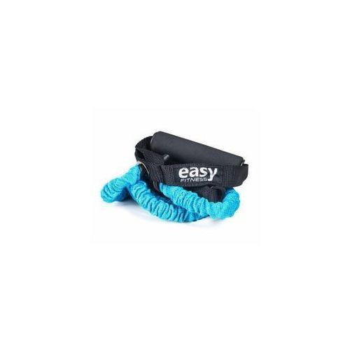 Easy fitness ekspander treningowy- niebieski - mały (5903140100577)