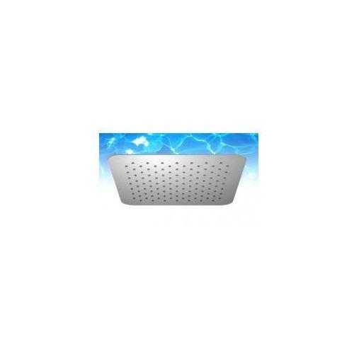 OMNIRES ULTRA SLIMLINE Deszczownica kwadratowa 40cm, chrom WGU240