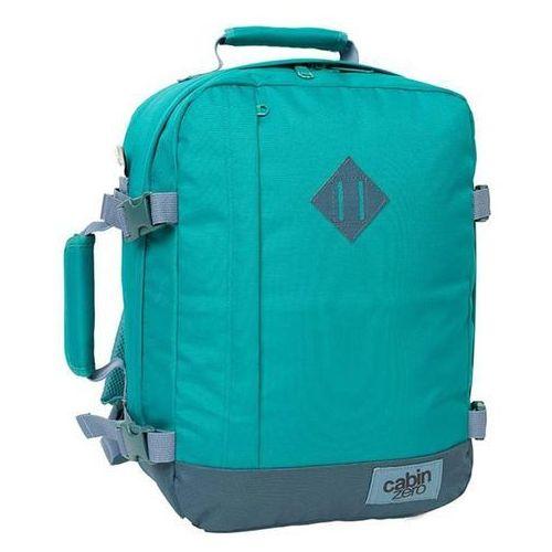 Plecak torba podręczna CabinZero mini + pokrowiec organizer gratis - boracay blue, kolor niebieski