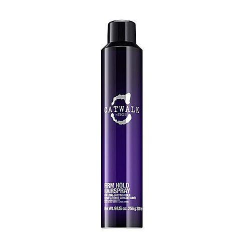 catwalk your highness firm hold hairspray lakier do włosów dodający objętości 300ml marki Tigi