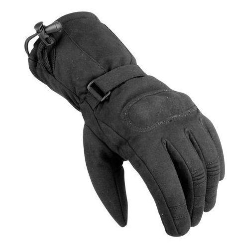 Zimowe rękawice motocyklowe g-winter, czarny, 3xl, Bos