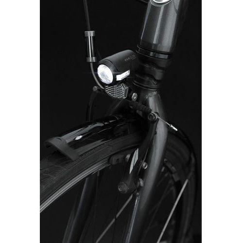 Lampka przednia compactline 20 z włącznikiem marki Axa