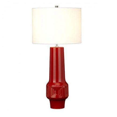 Elstead Muswell nocna muswell/tl 75cm czerwony-biały