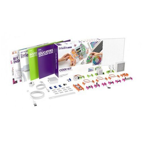 Zestaw Little Bits Code Kit