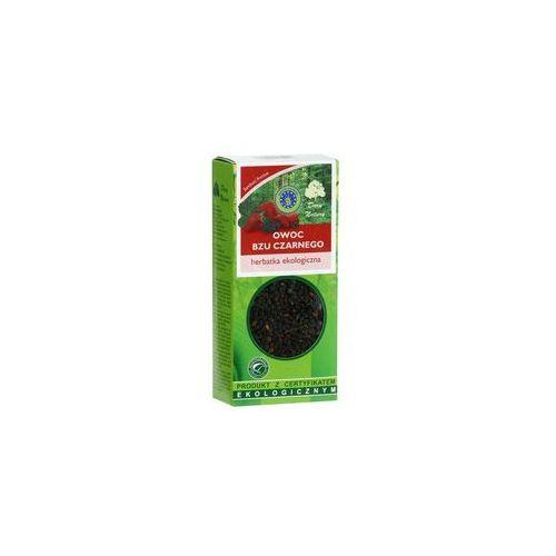 Dary natury Herbata owoc bzu czarnego bio 100g