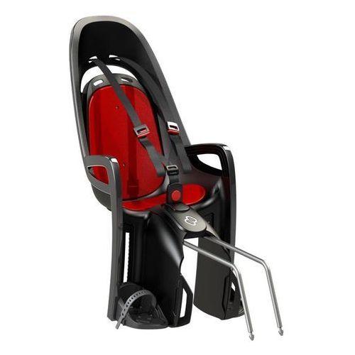 Fotelik rowerowy Hamax ZENITH szaro-czerwony