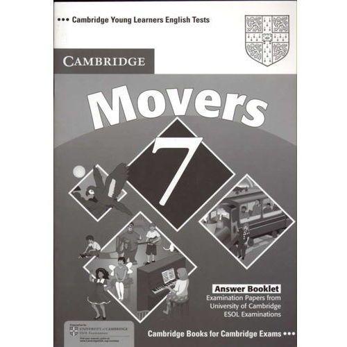 Cambridge Movers 7. Klucz Odpowiedzi (32 str.)