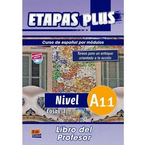 Etapas Plus A1. 1 przewodnik metodyczny