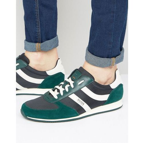 Boss orange  by hugo boss orland trainers - green