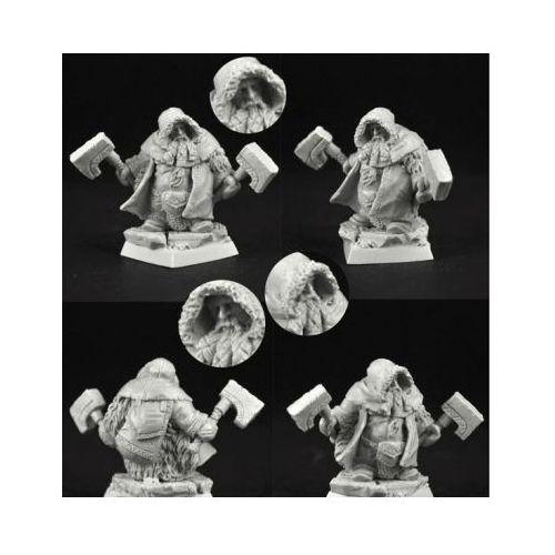 Scibor miniatures Scibor 28fm0211 - dwarf ranger #7 28mm