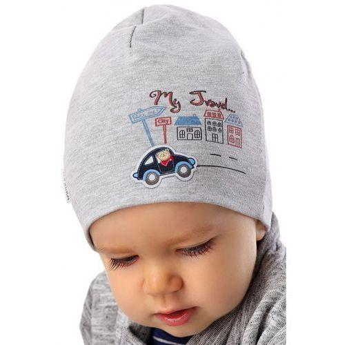 Czapka niemowlęca 5X34AE (5900298450417)