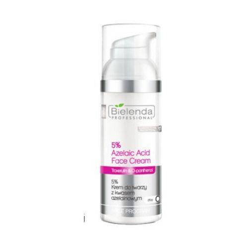 Bielenda professional 5% acid face cream 5% krem do twarzy z kwasem azelainowym