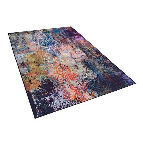 Beliani Dywan kolorowy 140 x 200 cm krótkowłosy mardin