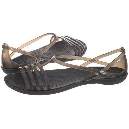 Sandały isabella sandal w black 202465-001 (cr100-a), Crocs