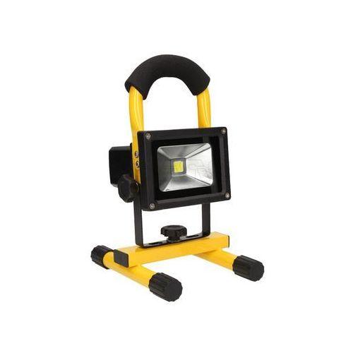 Naświetlacz halogen reflektor lampa 3,5w z akumulatorem  robotix, marki Orno