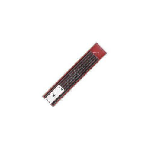 Koh i noor Wkład Grafit Techniczny 2.0mm 2B 12szt (8593539005087)
