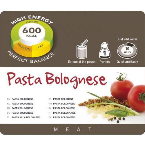 Adventure Food Pasta Bolognese Żywność kempingowa jedna porcja Żywność turystyczna