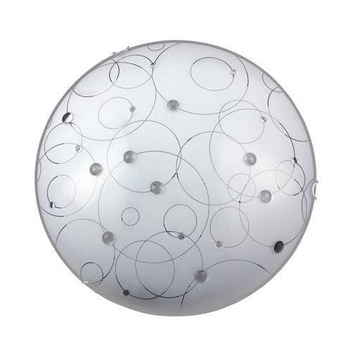 Plafon lampa sufitowa jolly 3x40w e27 biały / chrom 1863 marki Rabalux