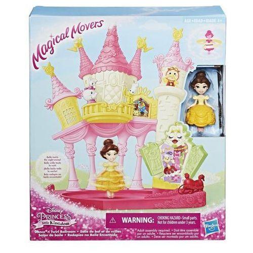 Disney princess roztańczony pałac belli - darmowa dostawa od 199 zł!!! marki Hasbro