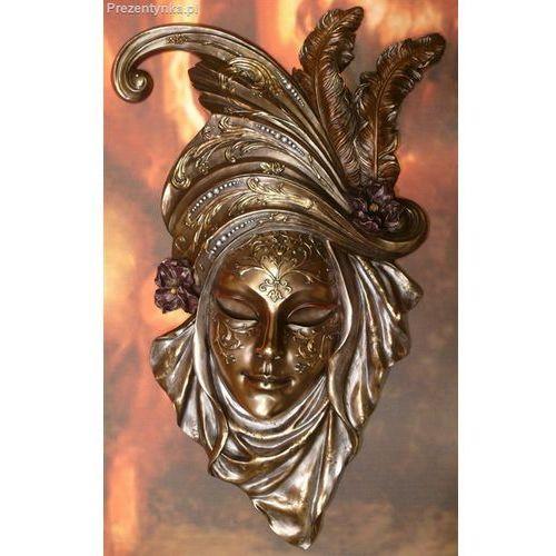 Maska Wenecka Duża ozdoba świąteczna