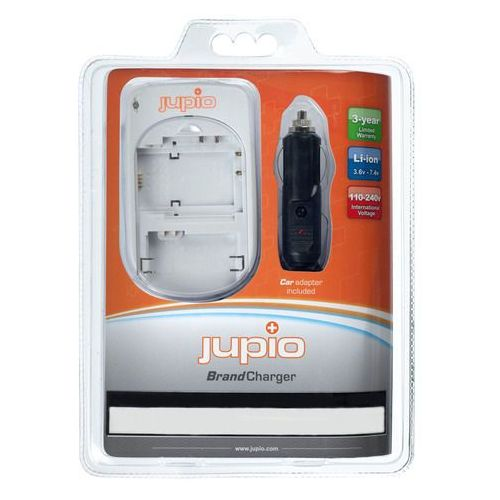 Jupio BrandCharger do akumulatorów Olympus (8717825943499)