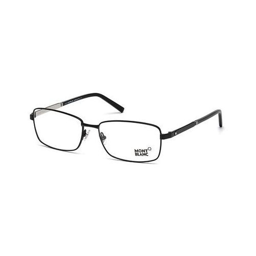 Okulary Korekcyjne Mont Blanc MB0633 001